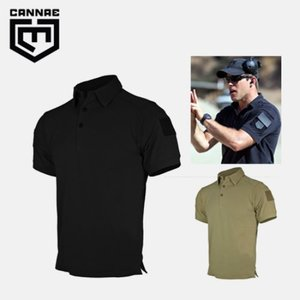 [CANNAE] TACTICAL POLO SHIRTS/SHORT SLEEVE